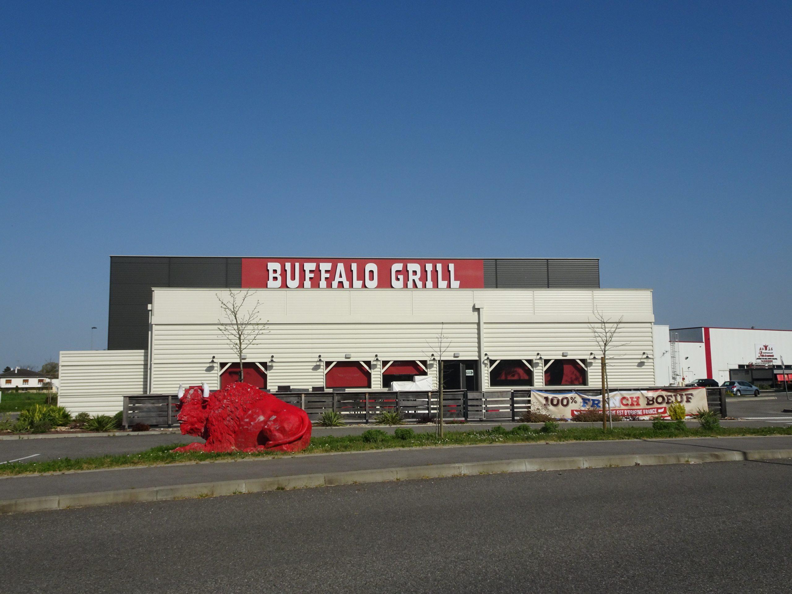 Buffalo Marmande