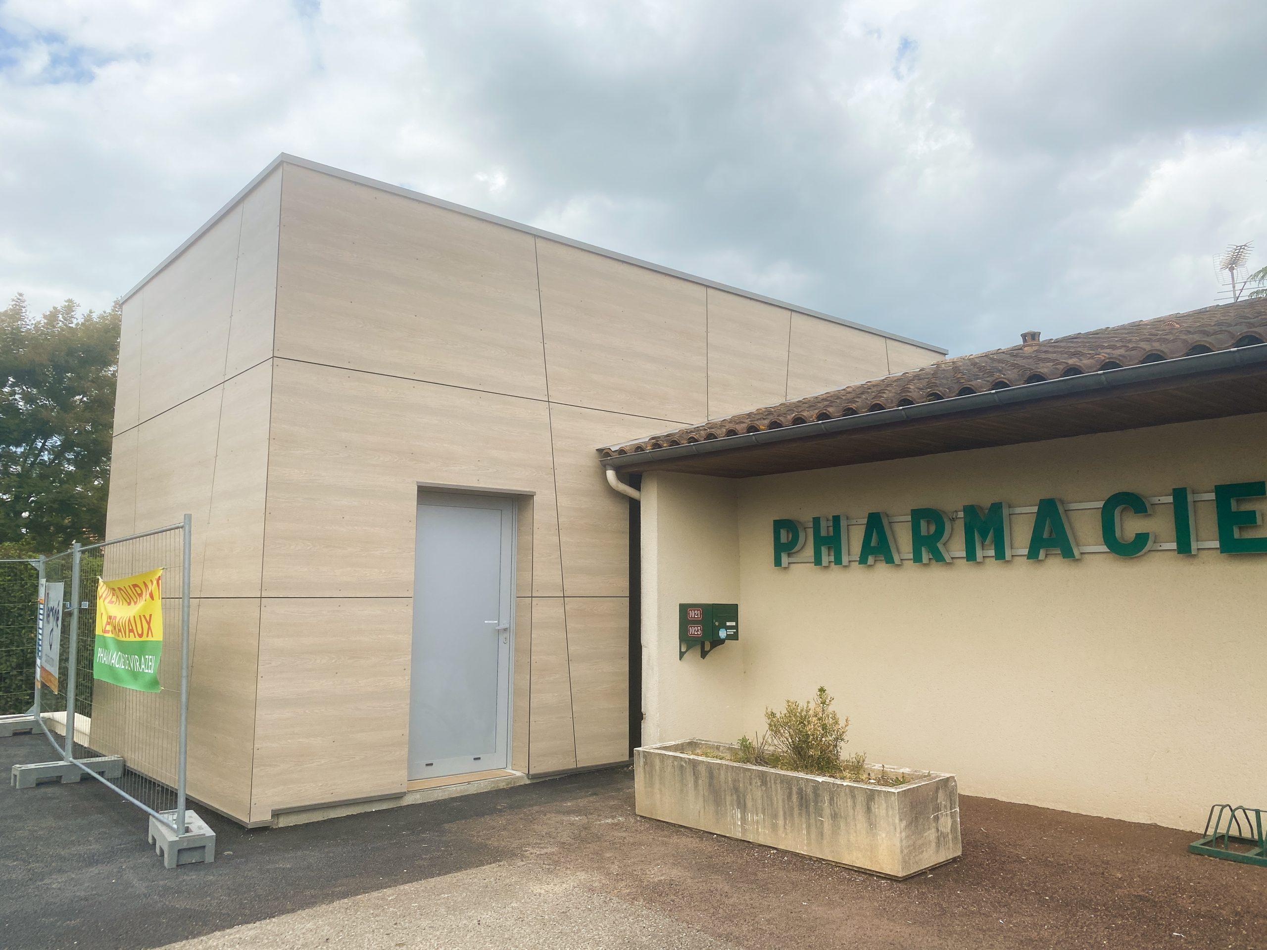 Pharmacie Virazeil